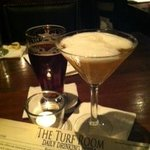 Pear Martini & Scottish Ale (9.5% ABV!!)