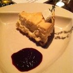 Goat Cheese Cake
