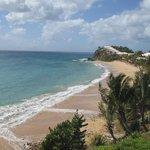 Boxer Shacks beach