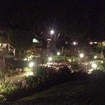Lincoln Green Inn after Dark