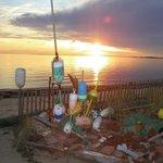 Sunset at the Sandbars