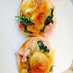 Eggs Benedict - yum
