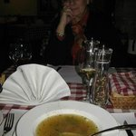 Pheasant soup