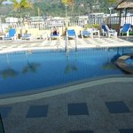 Pool on 8th floor