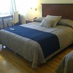 Buena calidad de cama