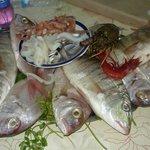 Рыбный микс до приготовления