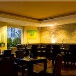 Restaurant & Longe Bereich