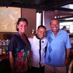 Otra foto en el M BAR con Lorenzo, gracias por esos cócteles tan buenos y los momentos de risa.