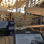 The wright brothers plane