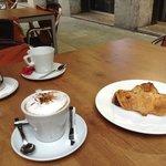 Desayuno en L'Auca