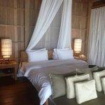 Inside-bed