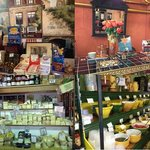 Sweets, Treats and the fabulous refrigerated Cheese Room