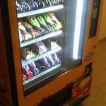 Getränkeautomat im motel