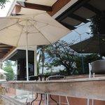 Terraza del Restaurante El Pesebre