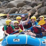 Sarapuqui River Rafting with S.O.C. and David
