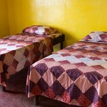 Our beds that are comfortable with clean linens.