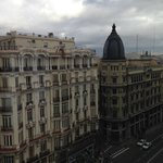 Gran Via - view from room
