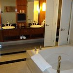 Bathroom - Bath & TV