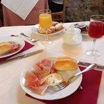 Tavolo a colazione