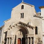 Собор Святого Трофима в Арле