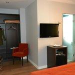 Habitación/vestidor