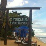 Bar de praia perfeito