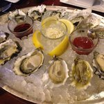 Oyster Happy Hours at Shuckers