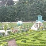 Palace Garden, The Loo Palace, Apeldoorn