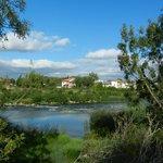 Desde el río