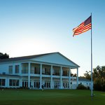 Back of the Club House and Restaurant at Ocala National