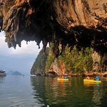 Sea Canou trip