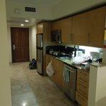 The Marlin 1BR kitchen