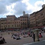 aspecto de Siena, It