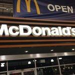 McDonald's Restaurant - Inside Asda, Castlepoint