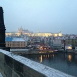 Short walk to charles bridge to find this view
