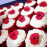 Poppy cupcakes ��