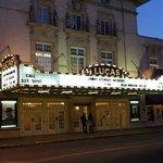 Lucas Theatre on Jimmy Stewart Weekend January 2014