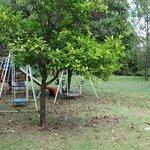 Juegos para niños en el jardín