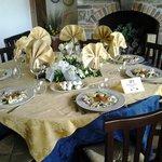 Uno dei nostri tavoli più caldi....;)