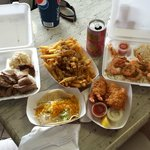 Ono's Steak and Shrimp Shack Meals