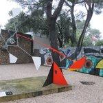 sculture parco