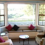 Formal lounge window seat
