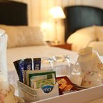 Rooms with Complimentary tea or coffee