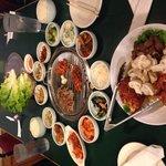Table top Korean BBQ