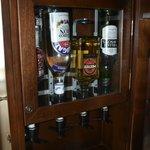 Mini Bar in the room