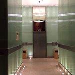 Lobby, elevadores