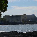 View of Royal Kona Resort