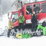 Snow Cat Great Northern Powder Guides