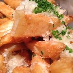 Truffle Parmesan French Fries!