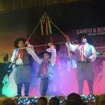 show folclóricos